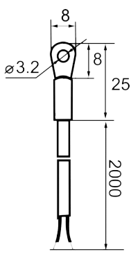 Габаритные размеры ТД-2