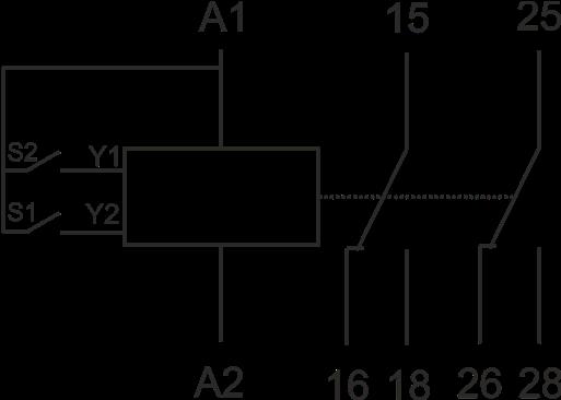 Схема подключения РСИ-П4-10