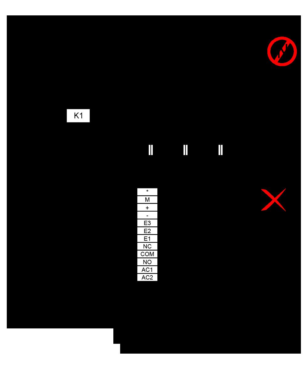 Схема реактивного регулятора мощности