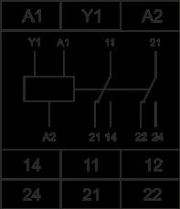 Схема подключения РКН-1-3-15