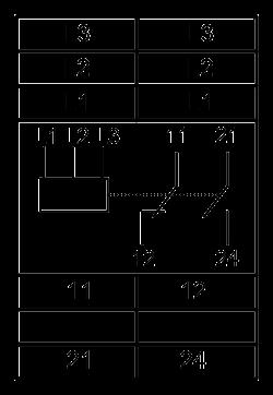 Схема подключения ЕЛ-11У