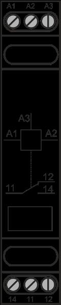 Схема подключения МРП-1