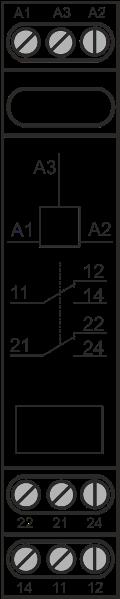 Схема подключения МРП-2-1