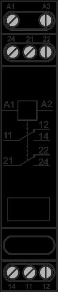 Схема подключения МРП-2