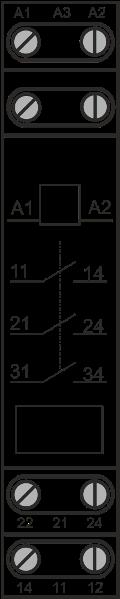 Схема подключения МРП-3
