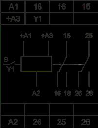 Схема подключения РВЦ-П2-22