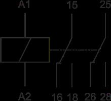 Схема подключения РВО-26