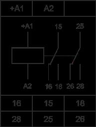 схема подключения РВО-П2-15