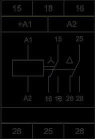 Схема подключения РВП-3