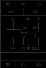 Схема подключения РВП-4