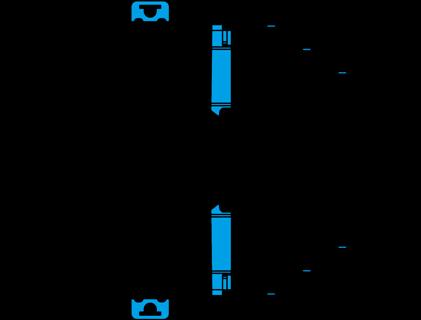 Габаритные размеры ЕЛ-11У