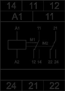 Схема подключения РВП-3-1
